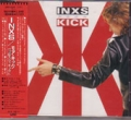 INXS Kick JAPAN CD Special Edition