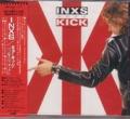 INXS Kick JAPAN CD Special Edition