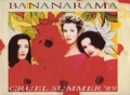 BANANARAMA Cruel Summer '89 UK 12''