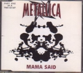METALLICA Mama Said UK CD5 Part 1