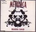 METALLICA Mama Said UK CD5 Part 1