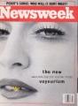 MADONNA Newsweek (11/92) USA Magazine