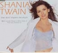 SHANIA TWAIN That Don`t Impress Me Much UK CD5 Part 1 w/Remixes