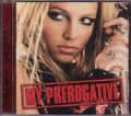 BRITNEY SPEARS My Prerogative USA CD5 Promo Only
