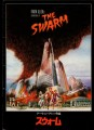 THE SWARM Original JAPAN Movie Program IRWIN ALLEN MICHAEL CAINE KATHARINE ROSS RICHARD WIDMARK RICHARD CHAMBERLAIN