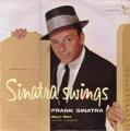FRANK SINATRA Sinatra Swings JAPAN LP