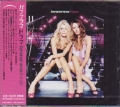 BANANARAMA Drama JAPAN CD+DVD
