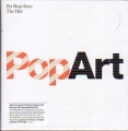 PET SHOP BOYS PopArt UK 3CD Limited Edition Greatest Hits Set