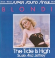 BLONDIE The Tide Is High GERMANY 12