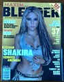 SHAKIRA Blender (4-5/02) USA Magazine