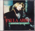 PAULA ABDUL Special DJ Copy JAPAN CD Promo Only
