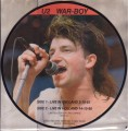 U2 War-Boy UK LP Picture Disc