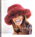 JODY WATLEY 1998 Monthly Calendar/Planner USA Promo Only