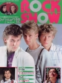 A-HA Rock Show (12/85) JAPAN Magazine