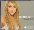 HILARY DUFF Wake Up UK CD5 w/3 Tracks