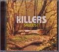 KILLERS Sawdust USA CD