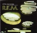R.E.M. All The Way To Reno (You`re Gonna Be A Star) UK CD5 Enhan