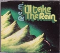 R.E.M. I'll Take The Rain UK CD5 w/Live Tracks