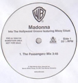 MADONNA Into The Hollywood Groove featuring Missy Elliott USA 12