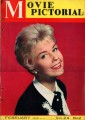 DORIS DAY Eiga Joho (Movie Pictorial) (2/59) JAPAN Magazine
