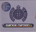 V.A. PETE TONG & BOY GEORGE - Dance Nation 4 UK 2CD