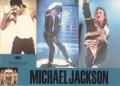 MICHAEL JACKSON Dangerous JAPAN Promo Only Sticker Sheet