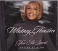 WHITNEY HOUSTON You Are Loved USA Ltd.Edition Target CD5
