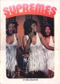 THE SUPREMES 1973 JAPAN Tour Program