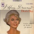 DORIS DAY I Have Dreamed JAPAN LP