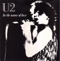U2 In The Name Of Love EU LP