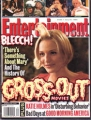 CAMERON DIAZ Entertainment Weekly (7/31/98) USA Magazine