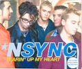 NSYNC CD5 Tearin` Up My Heart with EXCLUSIVE INTERVIEW!