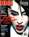 MARILYN MANSON NME (9/25/04) UK Magazine