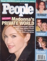 MADONNA People Weekly (4/28/03) USA Magazine