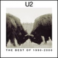 U2 Best Of 1990-2000 UK 2CD w/B Sides