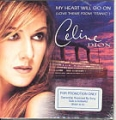 CELINE DION My Heart Will Go On USA CD5