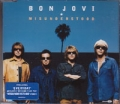 BON JOVI Misunderstood UK CD5 w/Demo & Video