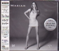 MARIAH CAREY The Ones JAPAN CD w/Bonus Track