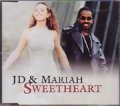 JD & MARIAH Sweetheart AUSTRIA CD5 w/4 Versions
