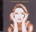 KIM WILDE The Very Best Of Kim Wilde UK CD w/18 Tracks