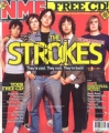 STROKES NME (9/20/2003) UK Magazine