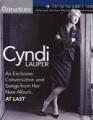 CYNDI LAUPER AAttractions (12/03) USA Magazine
