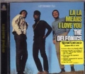 DELFONICS La La Means I Love You USA CD Reissue