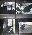 U2 The Joshua Tree USA Set Of 4 7