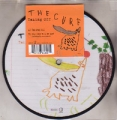 THE CURE Taking Off UK 7'' Picture Disc w/B-Side