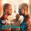 ROBBIE WILLIAMS Heavy Entertainment Show USA CD+DVD