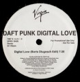 DAFT PUNK Digital Love USA 12