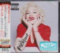 MADONNA Rebel Heart Japan Tour Edition JAPAN CD+DVD