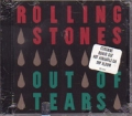 ROLLING STONES Out Of Tears USA CD5 w/4 Tracks