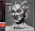 MADONNA Rebel Heart JAPAN CD w/20 Trx